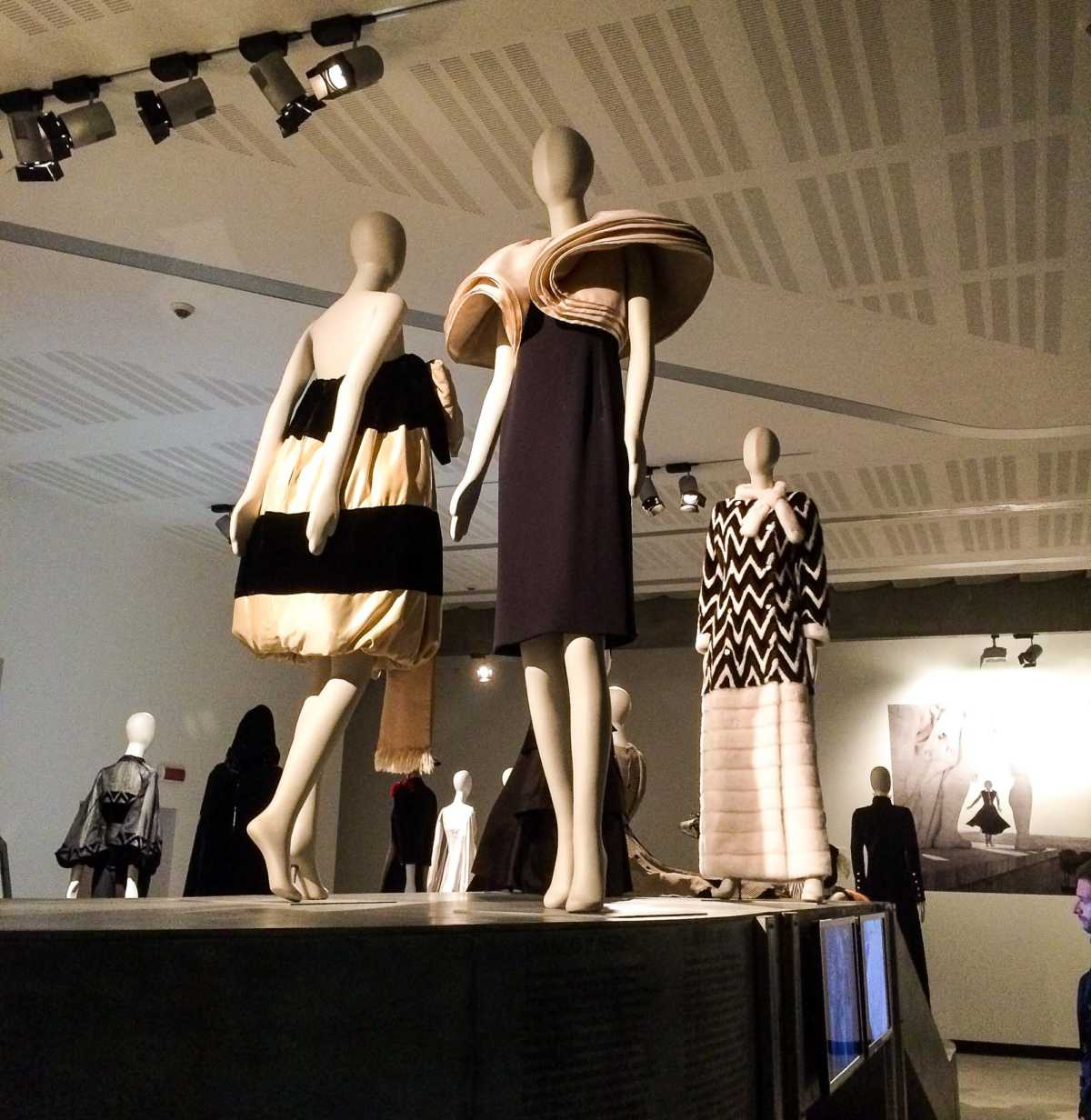 Fashion Exhibit MAXXI Architecture Rome Context Travel