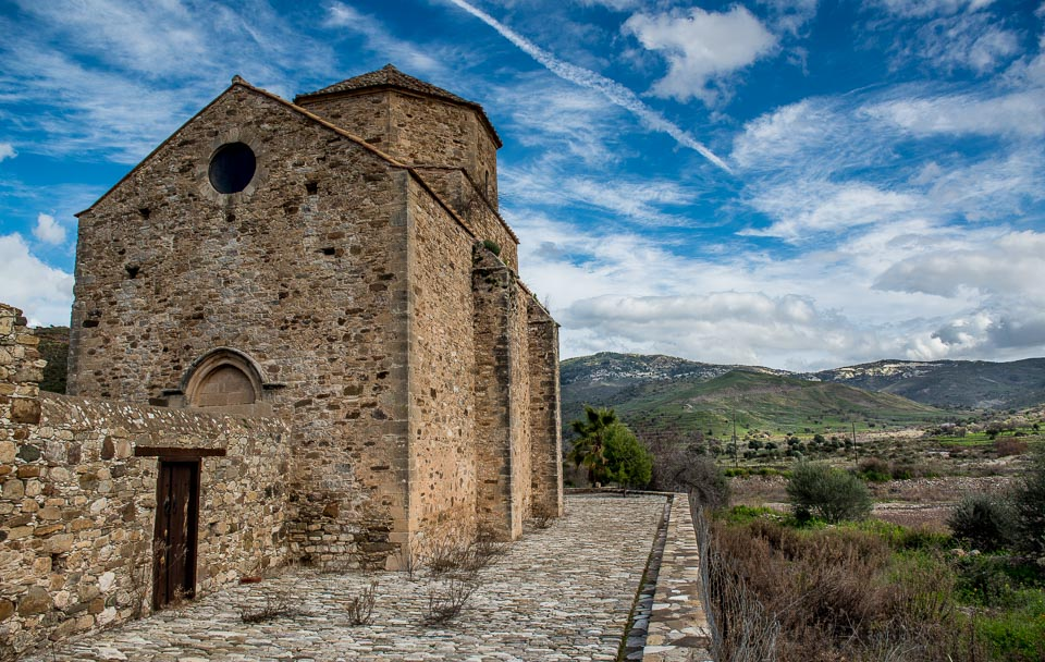 Panagia tou Sinti Monastery cyprus
