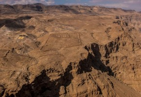 Titus roman camp Masada israel