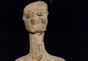 jordan museum human sculpture