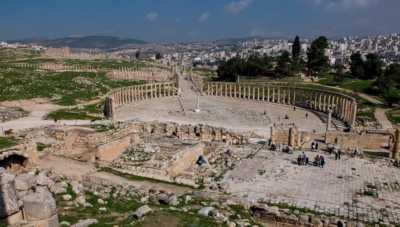 Jerash, The Ruins of Ancient Jordan