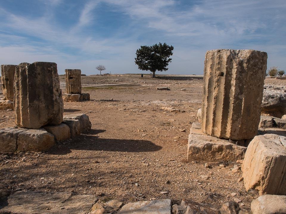 sanctuary aphrodite kouklia cyprus