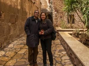 ismail and nala saint catherine sinai egypt