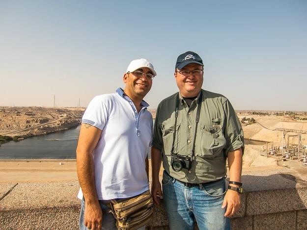 Nile River Cruise, Aswan Egypt