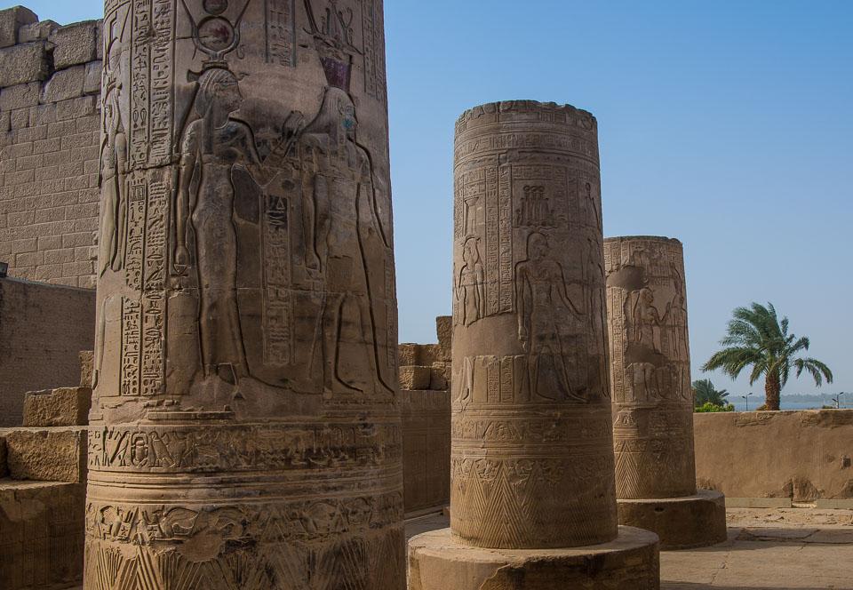 temple sobek kom ombo egypt