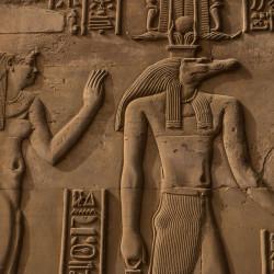 temple sobek 2 kom ombo egypt