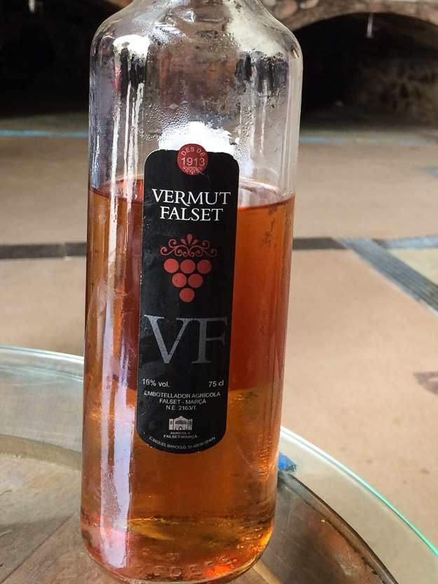 Falset Spain  city photo : Vermouth wine of Falset, Priorat, Catalunya, Spain