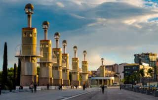 industrial park Barcelona