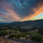 Sunset, Priorat, Catalunya, Spain
