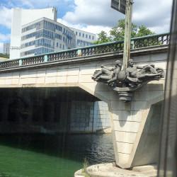 We will fit under this bridge, we will fit under this bridge