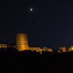 The Alhambra at Night, Granada, Spain