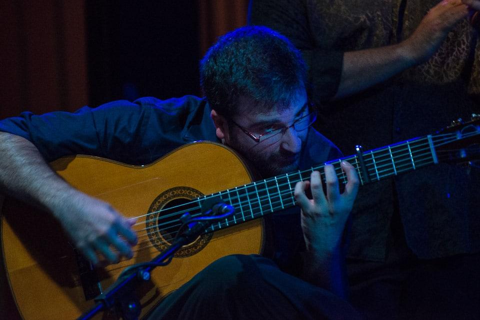 cordoba flamenco guitarist