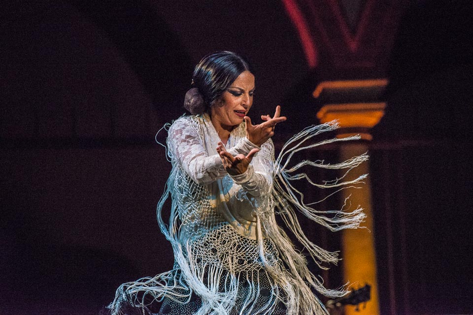cordoba flamenco woman dancer