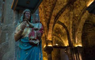 madonna cathedral avila