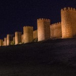 The Walls of Ávila, Spain