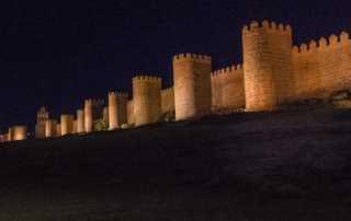 night avila walls