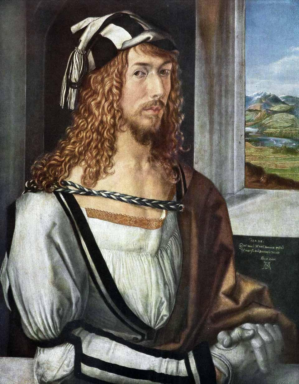 durer self portrait prado museum madrid