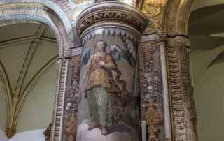 san jeronimo granada angel