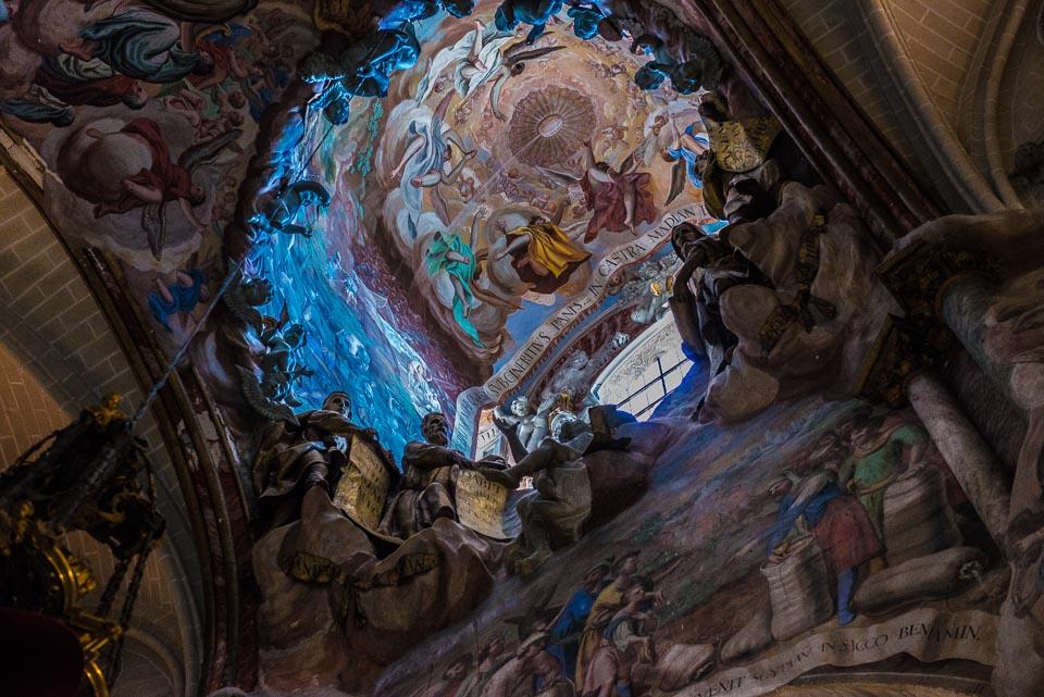 transparente cathedral toledo 1