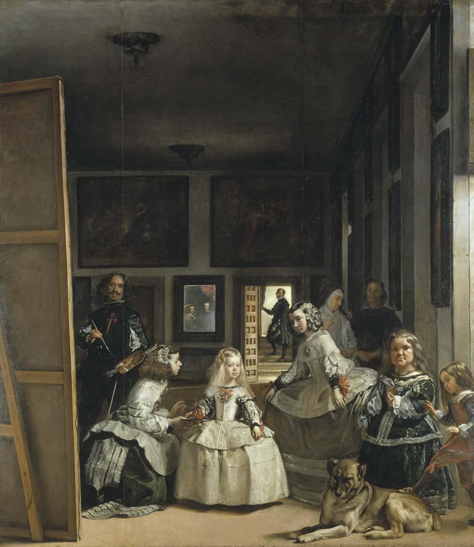 velazquez las meninas prado museum madrid