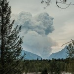 Forest Fires, Glacier National Park, Montana