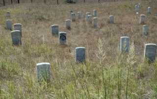 last stand hill markers little big horn