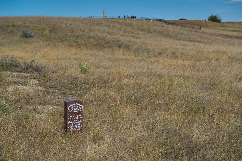 sioux marker little bighorn