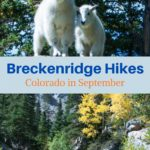 Breckenridge Colorado Hikes