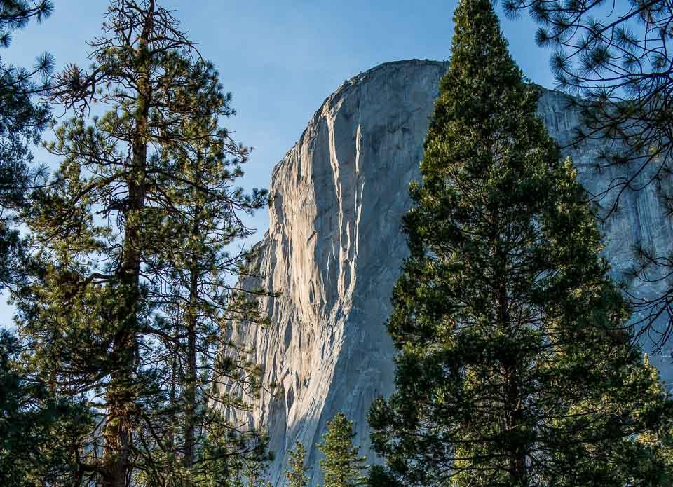 El Capitan Yosemite National Park Travel Past 50