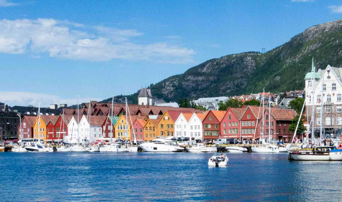 Oslo To Bergen And Back Across Norway Travel Past 50
