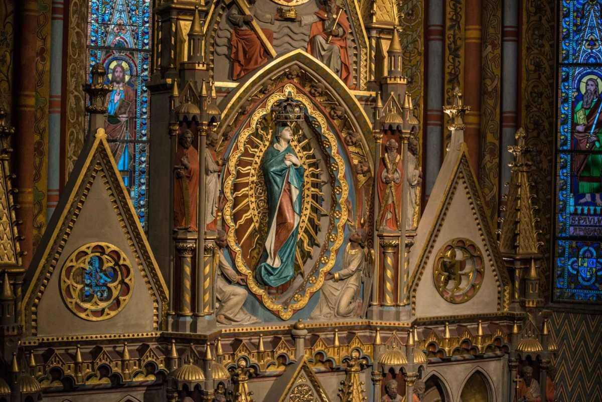 mattias church altar piece