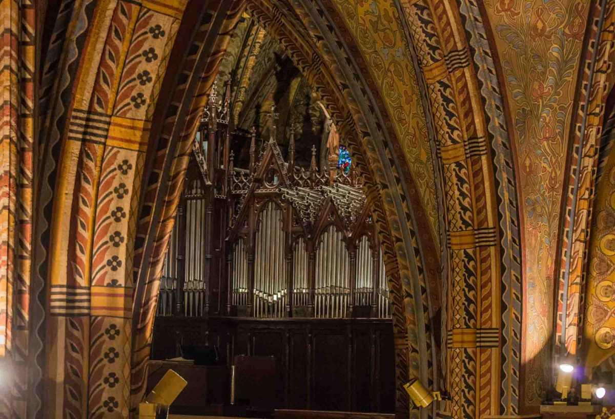 mattias church organ