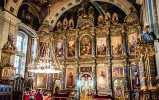 altar Saborna church Belgrade 2