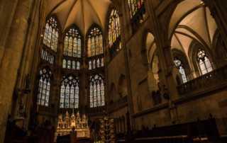 altar regensburg cathedral 1