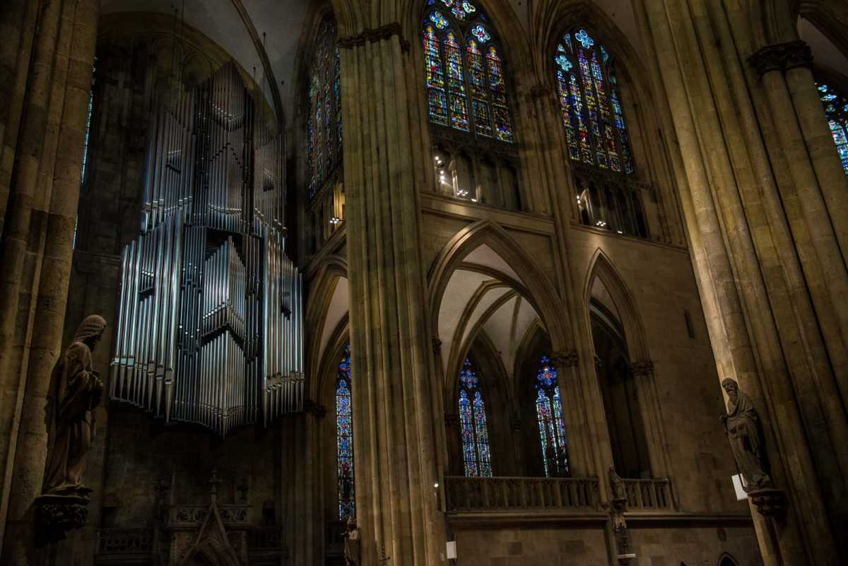 organ regensburg cathedral 1