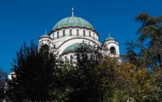 saint sava church Belgrade