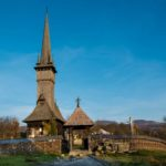 The Wooden Churches, Maramures, Romania
