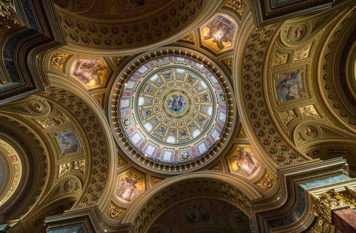 dome st stephen budapest