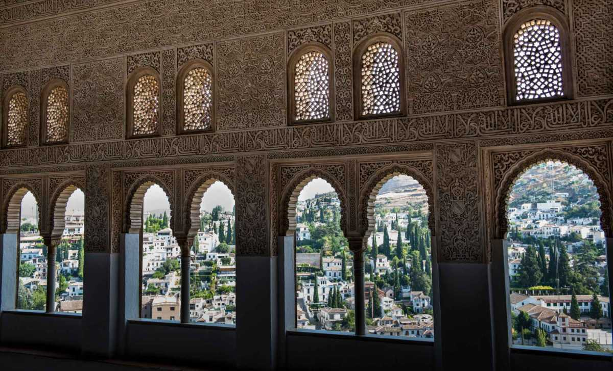 alhambra granada wonders of spain