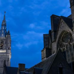 ghent bell tower belgium