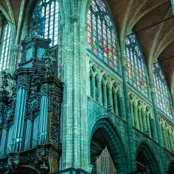 ghent st bavo cathedral