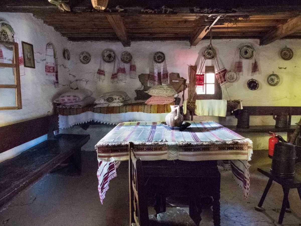 home village museum bucharest