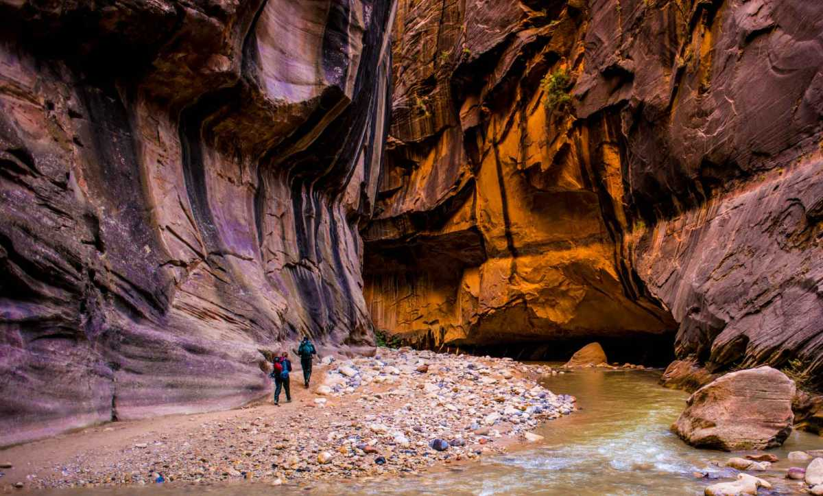 narrows zion national park 2