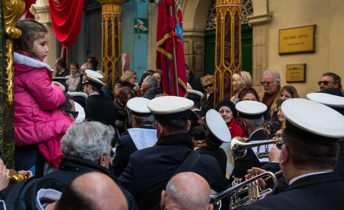 parade st paul shipwreck valletta malta 2