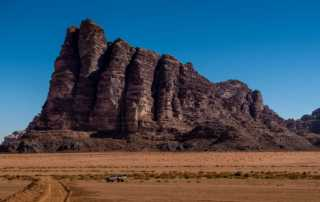 seven pillars of wisdom wadi rum