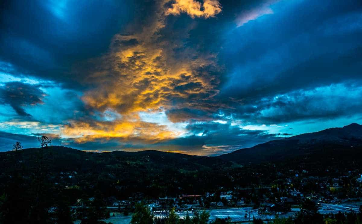sunrise breckenridge colorado
