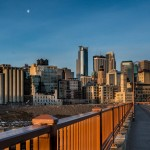 Minneapolis in the Morning