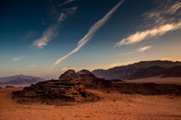 wadi rum dawn 2