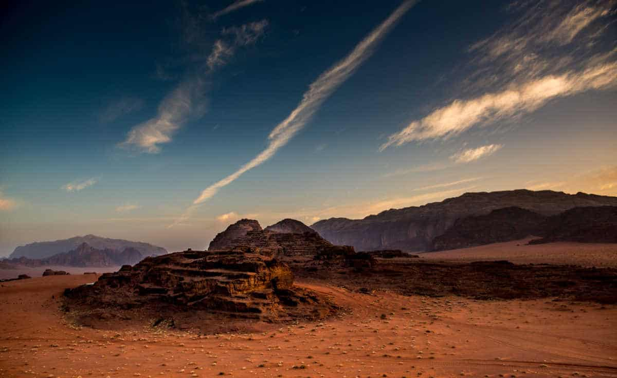 wadi rum dawn 2 tour bedouin camp