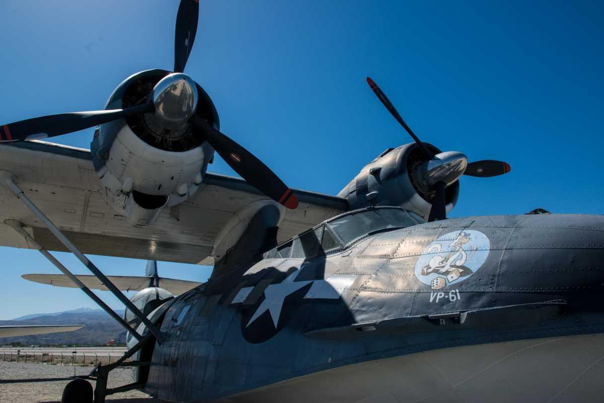 pby Palm Springs air museum